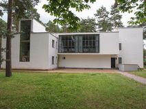 Bauhaus Meisterhaeuser Royalty Free Stock Images