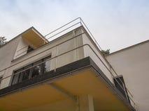 Bauhaus Meisterhaeuser Stock Image