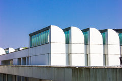 Bauhaus Museum in Berlin Royalty Free Stock Images