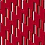 Bauhaus pattern4. Geometric simple seamless pattern.Constructivism art style.Russian constructivism. Vector colorful texture . Bauhaus abstract textile royalty free illustration