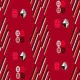 Bauhaus pattern7. Geometric simple seamless pattern.Constructivism art style.Russian constructivism. Vector colorful texture . Bauhaus abstract textile vector illustration