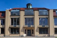 Bauhaus-Universität Weimar Lizenzfreie Stockfotografie