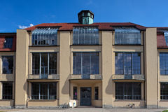 Bauhaus University Weimar Royalty Free Stock Photography