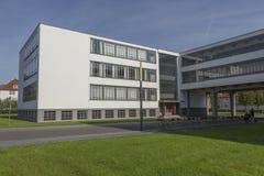Bauhaus wing stock image