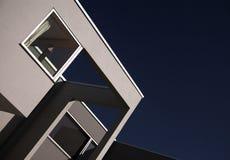 Bauhausarchitectuur Stock Afbeeldingen