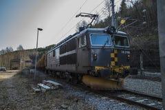 Bauholz-Transport Lizenzfreies Stockfoto