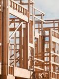 Bauholzarbeit Lizenzfreie Stockbilder