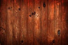 Bauholzwand Stockfoto