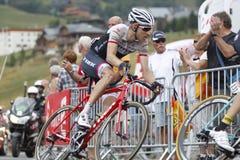 Bauke Mollema  Tour de France 2015 Royalty Free Stock Photo