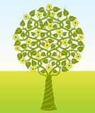 Baum. Stockfoto