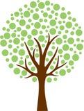 Baum-Ahornblatt Lizenzfreie Stockbilder