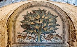 Baum des Leben-Mosaiks stockbilder