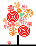 Baum im Herbst vektor abbildung