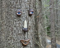 Baum mit Funktionseigenschaft Stockfoto