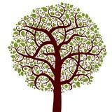 Baum, Natursymbol stock abbildung
