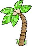 Baum-vektorabbildung Stockbild