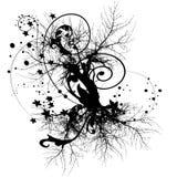 Baum-Wurzeln Stockbild