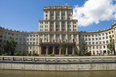 Bauman Moscow State Technical University. Russia, Moscow Royalty Free Stock Photos