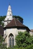 Baume-Abtei Stockfotos