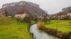 Baume-les-Messieurs, France IV Royalty Free Stock Photo