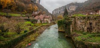 Baume-les-Messieurs, Frankreich III Lizenzfreie Stockbilder