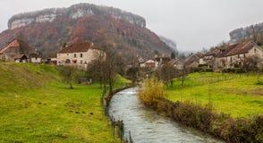 Baume-les-Messieurs, Frankreich IV Lizenzfreies Stockfoto