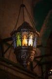 Baumelnder Ramadan Festive Lantern Stockfotos