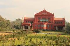 Baumgarten in Cubbon-Park in Bangalore Indien Lizenzfreie Stockfotografie