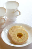 Baumkuchen Royalty Free Stock Photos