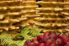 Baumkuchen Stock Photos