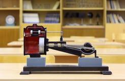 Baumuster des Dampfmotors lizenzfreie stockfotos