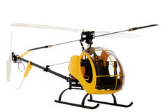 Baumuster des Hubschraubers Stockbild
