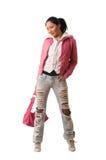 Baumuster, Mädchen Lizenzfreies Stockfoto