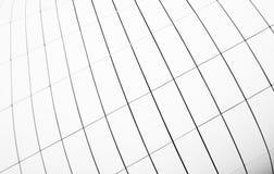 Bauplatten-Zusammenfassungslinien in der Architektur stockbild