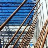 Bauprozess stockbilder