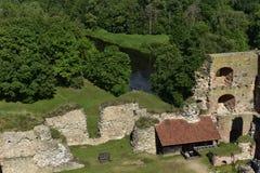 Bauska Castle, Latvia, North Europe Stock Photography