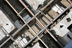Baustahlstangen lizenzfreies stockfoto