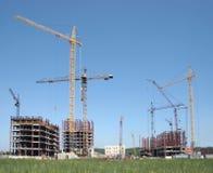 Baustelle Lizenzfreie Stockbilder