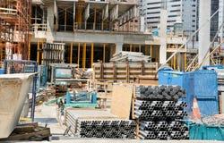 Baustelle Stockfoto