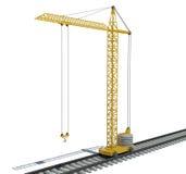 Baustelle Lizenzfreies Stockfoto