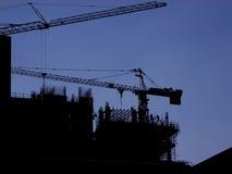 Baustelle 3 Lizenzfreies Stockfoto