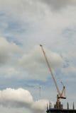 Baustelle Stockfotografie