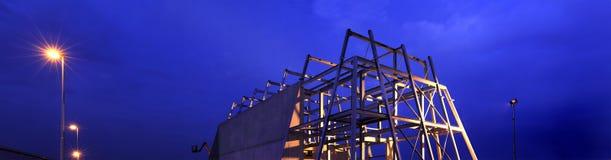 Baustelle Lizenzfreies Stockbild