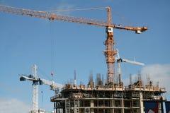 Baustelle Lizenzfreie Stockfotos