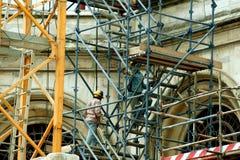 Baustelle Stockbilder