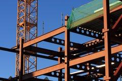 Baustelle-Details Lizenzfreies Stockbild