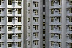 Baustelle in Hong Kong Lizenzfreies Stockfoto