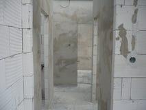Baustelle/im Bau stockbilder