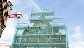 Baustelle Roemer Stockbilder