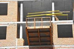 Baustellearbeit lizenzfreie stockfotos